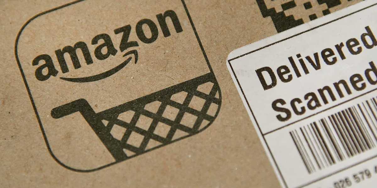 Amazon mails postcards to sellers to verify whether their addresses are real