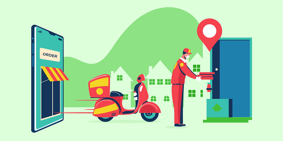 Retailers face the challenge of last-mile delivery as online shopping grows